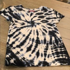 Hard Tail Tops - Hard Tails Tie Dye Short Sleeve TShirt